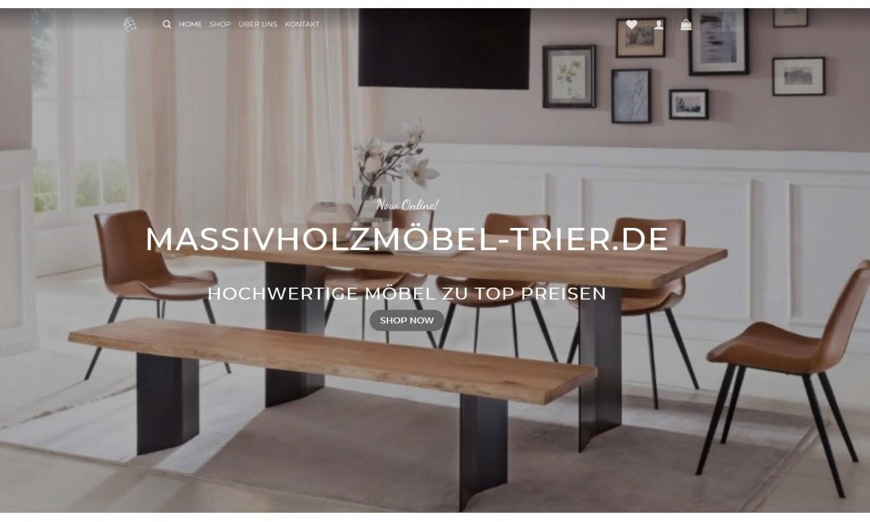 Massivholzmoebel Trier Wolfram Braun